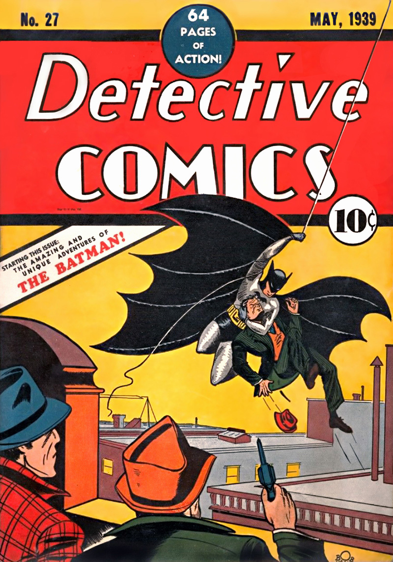 THE BATMAN: Detective Comics No. 27