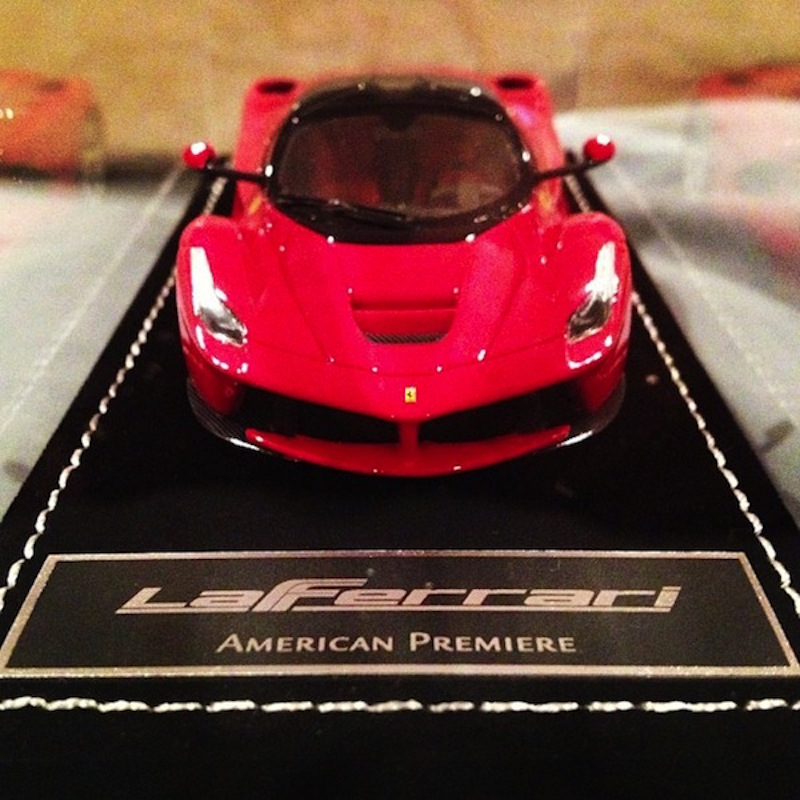 LaFerrari American Premier - Party Favor