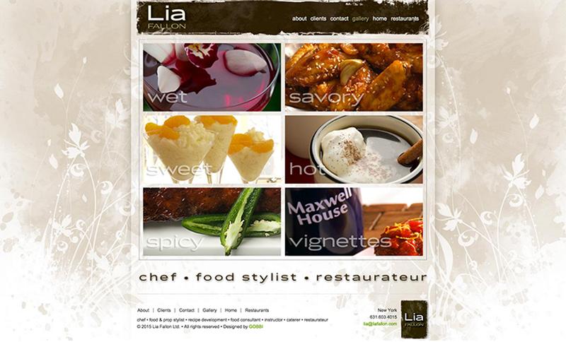liafallon.com Gallery Page