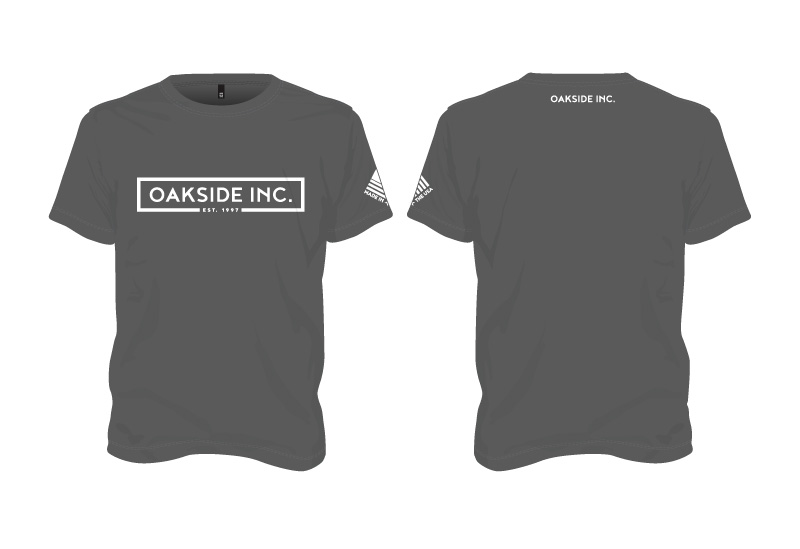 Oakside Inc. T-Shirt Design